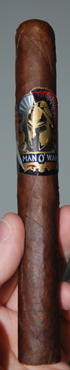 Man O' War toro cigar