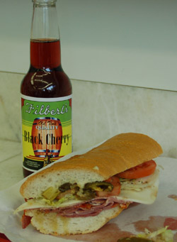 Vinnie's Sub Shop