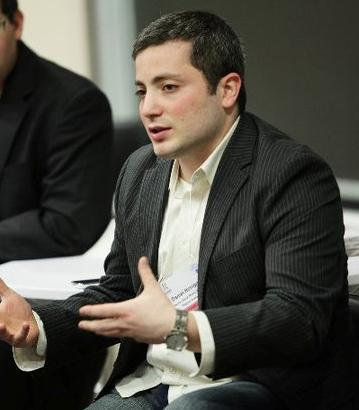 daniel honigman public speaking