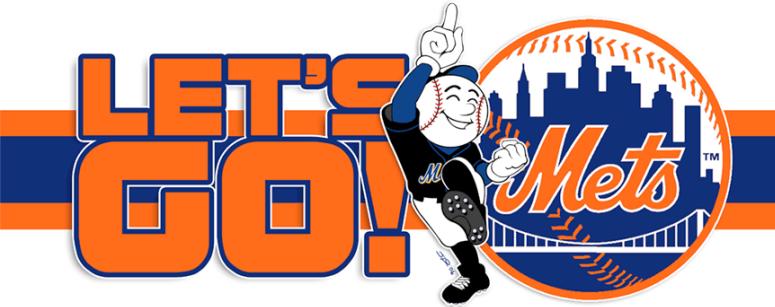 Let's Go Mets - Mr. Met