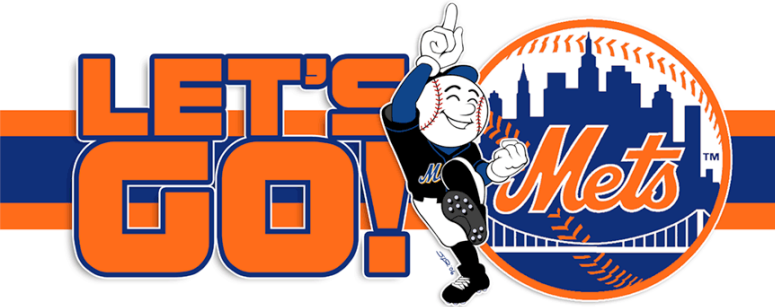 Let's Go Mets - Mr. Met